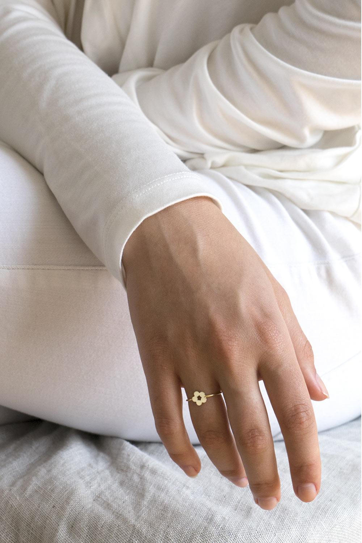 Sweet Flora Ring